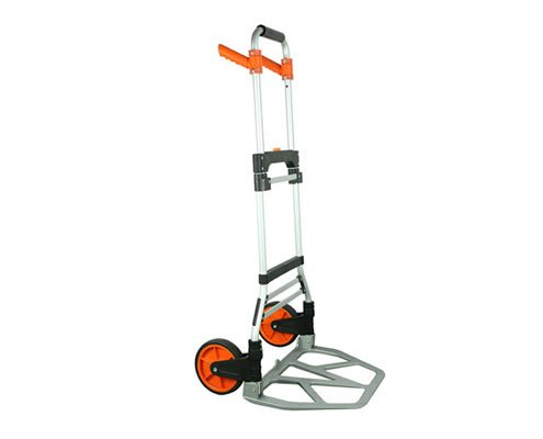 ORTABLE DUAL GRIP HAND TRUCK