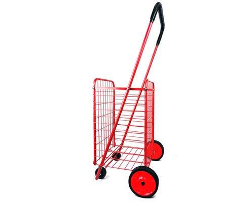 Folding Shopping Cart Basket