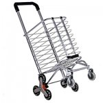 Folding Trolley Stair Climbing Cart