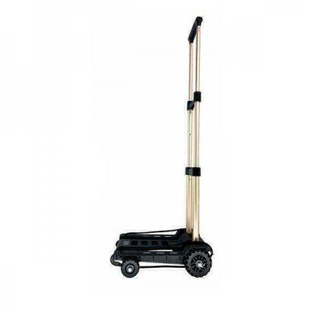 4 Wheels Portable Folding Trolley