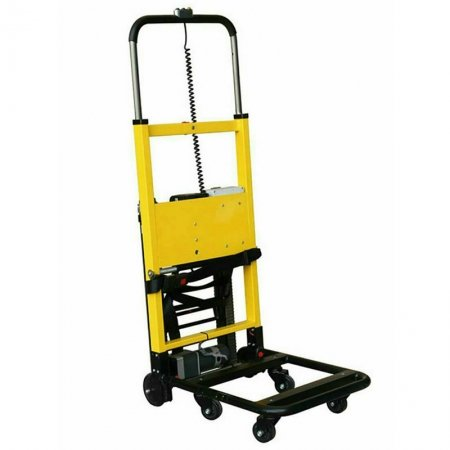 Electric Folding Stair Climbing Hand Truck Cart Dolly 440lb