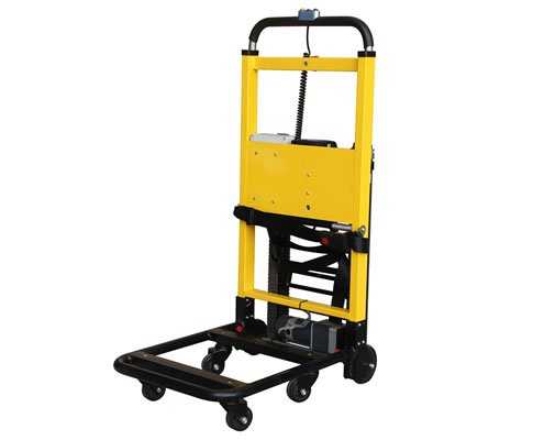 Electric Folding Stair Climbing Hand Truck