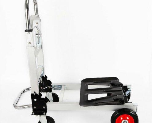 Convertible Aluminum Heavy Duty Folding Utility Cart