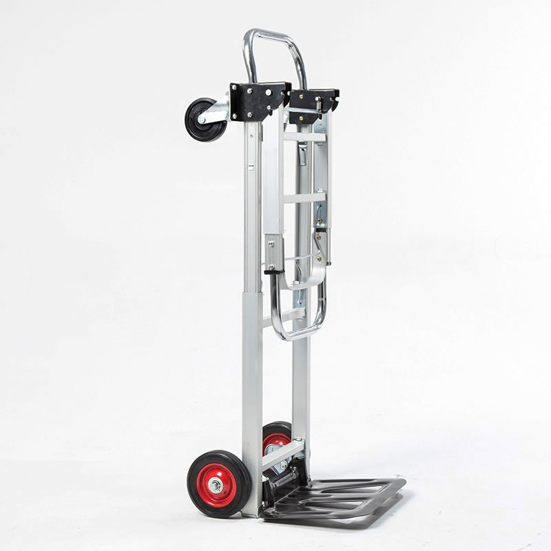 Convertible Aluminum Heavy Duty Folding Utility Cart
