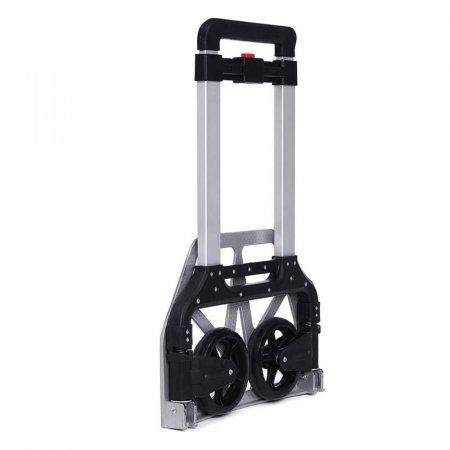 Heavy-duty aluminum folding cart